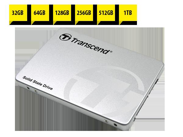 Transcend SATA III 6Gb/s SSD 370 (Premium)