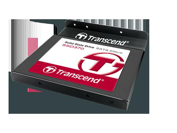 Transcend SATA III 6Gb/s SSD 370 (Premium) - 128 G.B