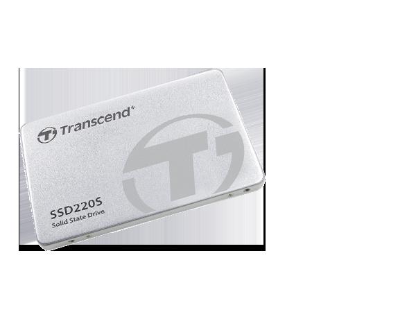 Transcend SATA III 6Gb/s SSD 220 (Premium) MLC, Aluminum Case