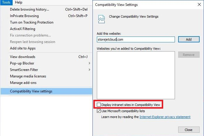 What to do if you cannot log in using Internet Explorer 11 - Support