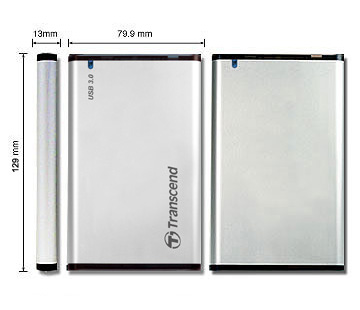 "2.5"" SSD/HDD Enclosure Casing"